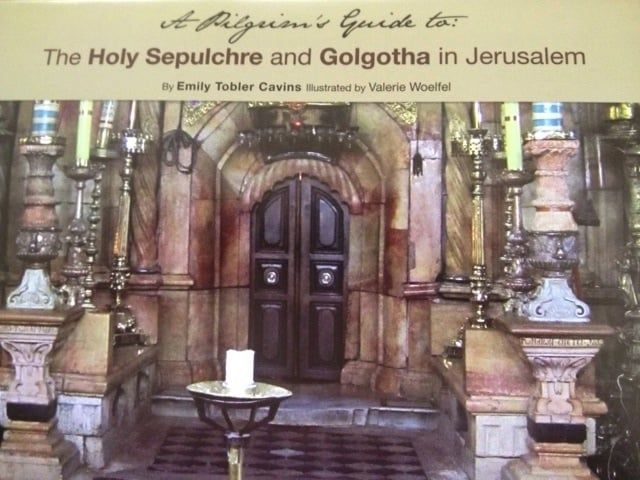 Books & Resources Jeff and Emily Cavins Holy Land Pilgrimages and Media