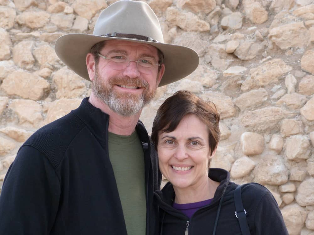 Home Jeff and Emily Cavins Holy Land Pilgrimages and Media