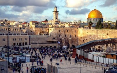 Annual Pilgrimage to The Holy Land – January 10-24, 2022