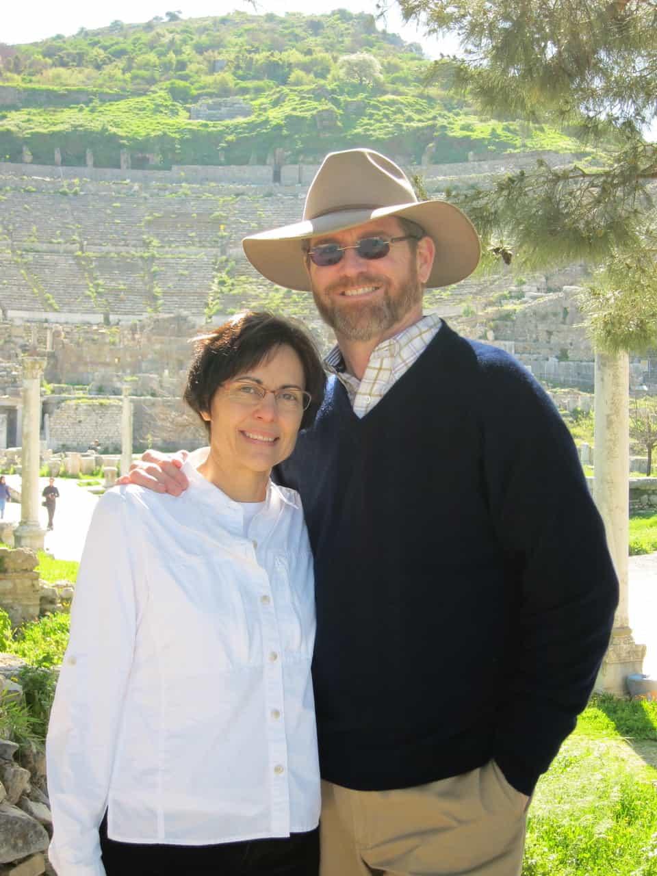 Jeff & Emily-Greece