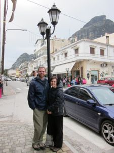 Greece Pilgrimage Day 3 Jeff and Emily Cavins Holy Land Pilgrimages and Media
