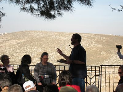 Jan 11 -- Bethlehem Jeff and Emily Cavins Holy Land Pilgrimages and Media