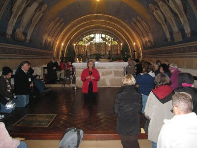 4th Luminous Mystery: The Transfiguration