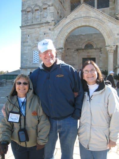 Mary Alice, Deacon Bob & Kate