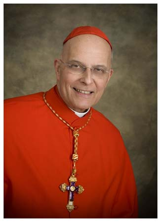 Jeff Cavins and Cardinal George endorsement