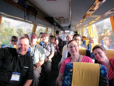 Israel 2010 June Jeff and Emily Cavins Holy Land Pilgrimages and Media