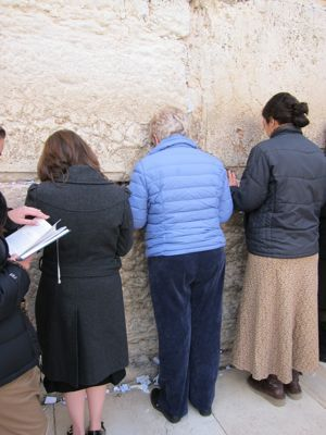 Israel 2011 January Jeff and Emily Cavins Holy Land Pilgrimages and Media