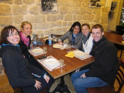 Israel 2012 January Jeff and Emily Cavins Holy Land Pilgrimages and Media