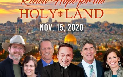 Renew Hope For The Holy Land – November 15, 2020