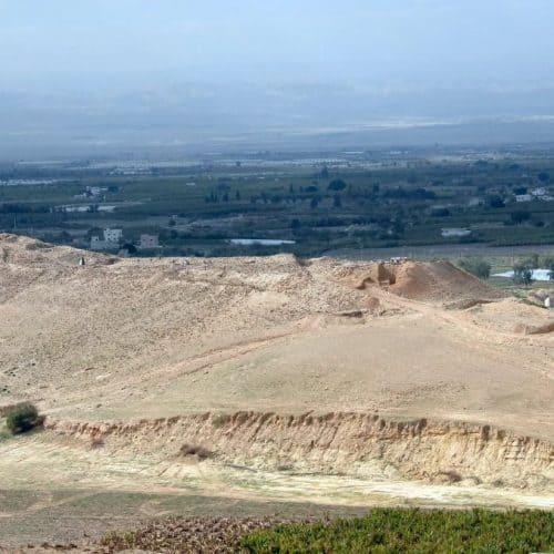 Tall el-Hammam Excavation Project