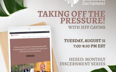 Women's Religious Discernment Virtual Evening with Jeff Cavins